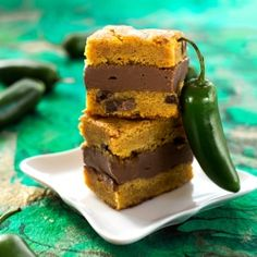 Hot, cold, and oh so decadent! Chocolate-jalapeno ice cream sandwiches are a flavor adventure worth trying.