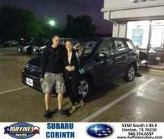 https://flic.kr/p/KU5Mej | #HappyBirthday to Ryan from Dale Rhoades at Huffines Subaru Corinth! | deliverymaxx.com/DealerReviews.aspx?DealerCode=XDJB