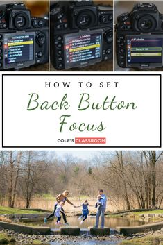 Wondering why you should use the back button focus? It has been a huge game changer for photographers. Find out 3 reasons why you should be using it! Newborn Photography Tips, Photography Cheat Sheets, Photography Basics, Photography For Beginners, Photography Camera, Iphone Photography, Photography Tutorials, Photography Business, Family Photography