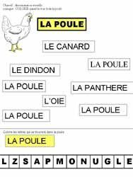 lecture maternelle grande section mots Maternelle Grande Section, Activities, Peda, Weather Kindergarten, English Grammar