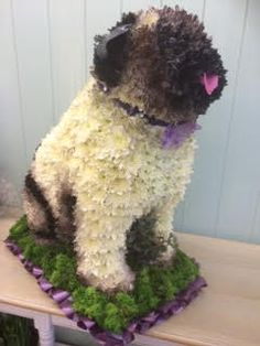 Gorgeous Pug created by Gillian using a bespoke Val Spicer 3D frame