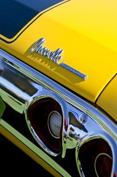 1972 Chevelle