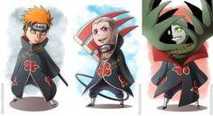 Naruto Chibi Pt. 3 by silverava