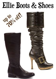 Ellie Shoes | Check out these deals today on Ellie Boots and Shoes ~ up to 70% off !