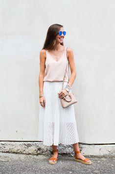 LCB Style | Pink + White