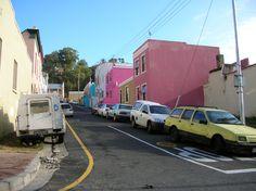 Bo Kaap, Malay Quarter, Capetown, South Africa