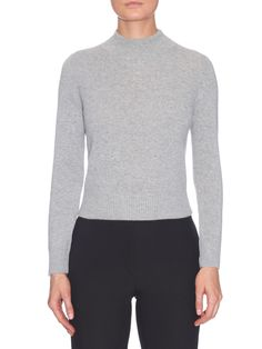 Open-back cashmere sweater | Alexander McQueen | MATCHESFASHION.COM