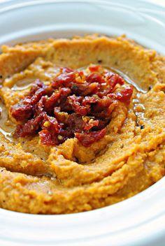 Easy Sun-Dried Tomato Hummus Recipe | POPSUGAR Food