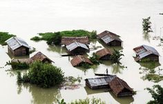 Assam floods, July 2013 Posted by floodlist.com