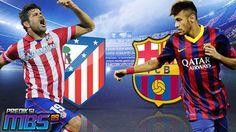 Prediksi Atlético Madrid Vs Barcelona, Prediksi Atlético Madrid Vs Barcelona 26 Februari 2017, Prediksi Bola Atlético Madrid Vs Barcelona.
