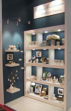 Victoria Hutchinson Ceramics - Craft & trade shows