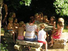 kleine campings van Nederlanders ideaal voor kinderen