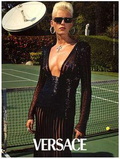 Steven Meisel for Versace