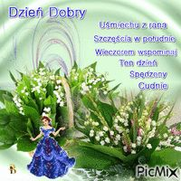 dzien dobry - PicMix Beautiful Gif, Motto, Good To Know, Good Morning, Humor, Christmas Ornaments, Holiday Decor, Pictures, Good Morning Quotes