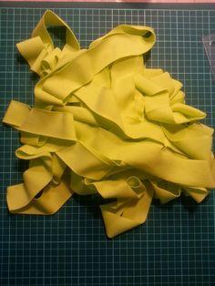 LilleChelle: Ribstrimler til tapebinder