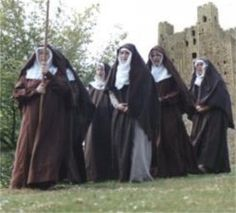 Anglo-Saxon manuscript warns Nuns in 7th century Essex against dressing provocatively