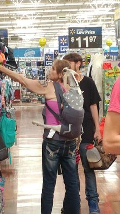 Animals Discover 20 Times People Of Walmart Came Shopping With Their Pets And Left Us Speechless - I Can Has Cheezburger? People Of Walmart Walmart Humor Смешные Провалы Смешные Мемы Смешное Dibujo Забавные Картинки Забавности People Of Walmart, Only At Walmart, Stupid People, Crazy People, Meanwhile In Walmart, Walmart Humor, Walmart Shoppers, Funny Fails, Funny Memes