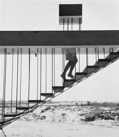 la disparition, 1955 • andré kertész