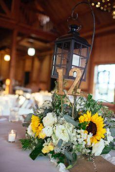Simple Elegance: Real Weddings: Tori + Danny courtesy of #ShadesofGrayPhotography #tablenumbers #branchesandtwigs #simpleelegance @iplanyourwed #kansascity #weddingplanner www.iplanyourwedding.com