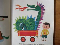 From Ellen Giggenbach's blog. Love dragons at the moment...