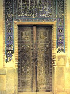 Samarkand-I was there while in the Peace Corps