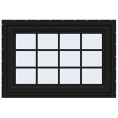 Add dimension and drama to a room with the JELD-WEN Awning window. This top-hinged window provides a unique light and ventilation source, as well as an element of sophistication. Woodworking Articles, Diy Woodworking, Wooden Window Design, Window Blocks, Traditional Paint, Carriage Doors, Window Unit, Window Awnings, Modern Windows