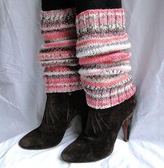 Wool Fair Isle, Nordic Hosiery & Socks for Women Designer Leggings, Handmade Christmas Decorations, Pink Leggings, Leg Warmers, Hosiery, Wool, Luxury, Best Deals, Ebay