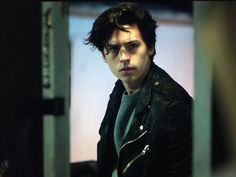 Cole Sprouse in the season finale of riverdale || Pinterest @iamjadeselena