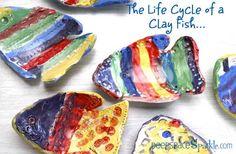 Ceramic-Fish-Art-Project