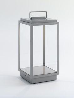 TEKNA presents Nautic | Blakes Table Lamp in French Grey