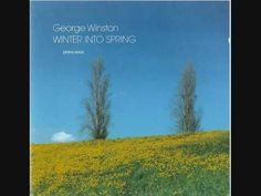Relaxing 'RAIN' by pianist George Winston (from album 'Winter Into Spring') <> (rainy day, storm, weather, music)