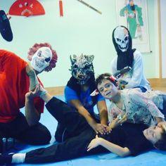 Halloween 2013  Escuela de Artes Marciales   WUDANG SHAOLIN   #kungfu #taichi #taichichuan #chikung #defensapersonal #kravmaga #kapap UBICACION ● 》 TALAVERA DE LA REINA