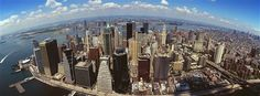 WALLS 360 wall graphics: Aerial View of Buildings New York City http://www.walls360.com/Aerial-View-of-Buildings-New-York-City-p/6606.htm