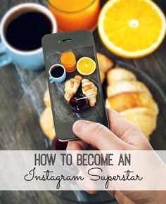 How To Become An Instagram Superstar #WorkAtHome