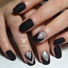 and Beautiful Nail Art Designs Simple Acrylic Nails, Simple Nails, Shellac Nails, Matte Nails, Luxury Nails, Elegant Nails, Beautiful Nail Art, Nail Trends, Trendy Nails