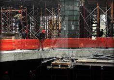 Redes de seguridad en obras: Tipos de Sistemas