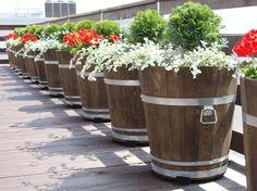 donice balkonowe wymiary - Szukaj w Google