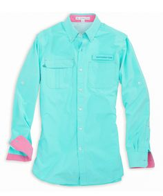 Southern Tide - Ladies Sullivan Fishing Shirt