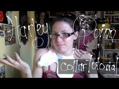 Harley Quinn collar tutorial