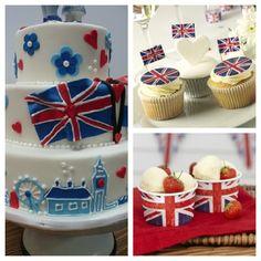 Cool Britannia Wedding