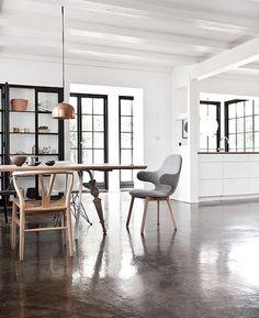 Hugge, Lagom и Sisu: как меняется скандинавский дизайн • Тенденция • Дизайн • Интерьер+Дизайн