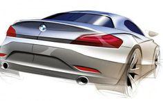 Photographs of the 2009 BMW Roadster. An image gallery of the 2009 BMW Bmw Cabrio, Bmw Z4 Roadster, Bmw Design, Car Design Sketch, Auto Design, Toyota Supra, Imagenes Hd 4k, Bmw Sketch, Bmw Autos
