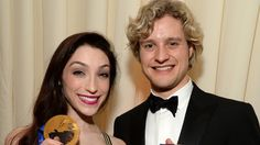 Sochi skating champs Charlie White, Meryl Davis go 'Dancing With the Stars'