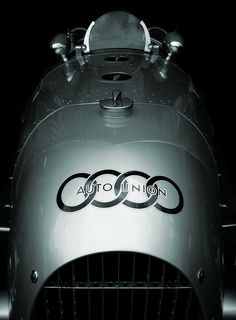 Auto Union Type A by m.o.m.o.