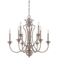 Minka Lighting M4866279 Wellington Ave Mid Sized Chandelier Chandelier - Midnight Gold 280.04