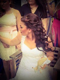 hair#wedding hair #bride@gshairstudio