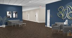 Image Result For Business Office Paint Colors | Office | Pinterest | Office  Paint, Office Spaces And Clinic Design