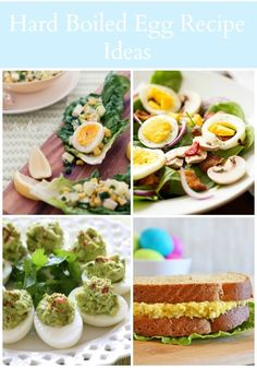 Egg food and salads - It is good to mix easter up with some nice savoury dishes and using egg is the perfect Ingredient. These dishes demonstrate the different ways I can use egg, and find a way to change it and make it a bit more finger foodey.