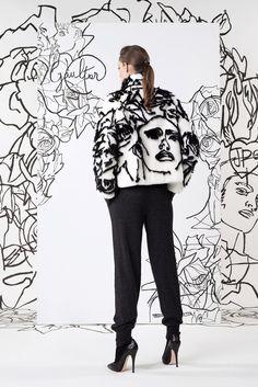 Jean Paul Gaultier Pre-Fall 2014 Fashion Show Jean Paul Gaultier, Fashion Art, High Fashion, Fashion Show, Fashion Design, Emo Fashion, Gothic Fashion, Runway Fashion, Fall Fashion