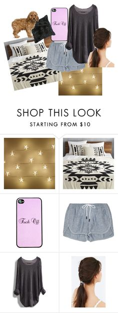 """Cuddle time :)"" by becca7573rose ❤ liked on Polyvore featuring CB2, rag & bone and JEM"
